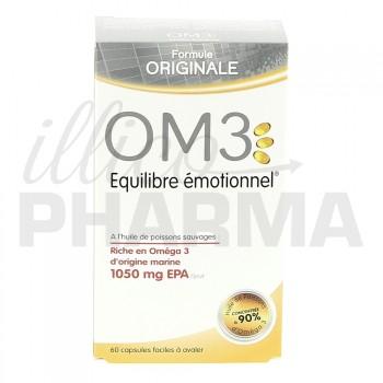 OM3 Equilibre émotionnel Originale x60 capsules