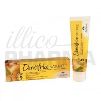 Dentifrice naturel Lehning