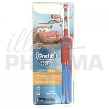 Oral-B Kids Stages Power Cars