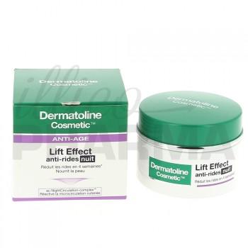 Dermatoline Lift Effect crème anti-rides Nuit