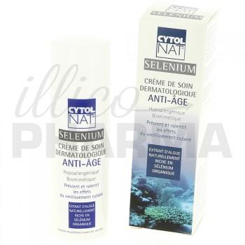 Selenium Crème soin anti-âge Cytolnat