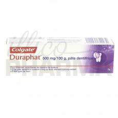 Dentifrice Duraphat Colgate