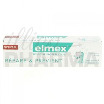 Elmex Sensitive Professional Répare et Prévient