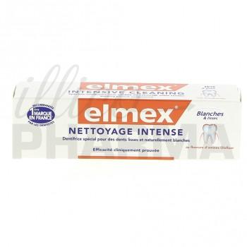 Elmex dentifrice nettoyage intense 50ml