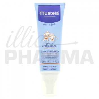 Spray après-solaire Mustela