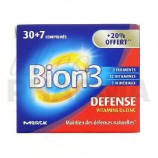 Bion 3 Défense 30cp +20% offert