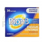 Bion 3 Energie continue 30cp