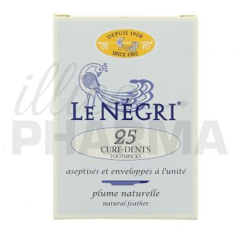 Cure dents en plume Negri