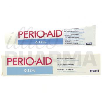 Perioaid dentifrice antiplaque 75ml
