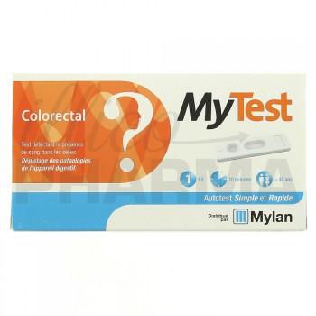 MyTest Colorectal Mylan