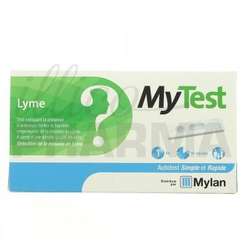 MyTest Lyme Mylan