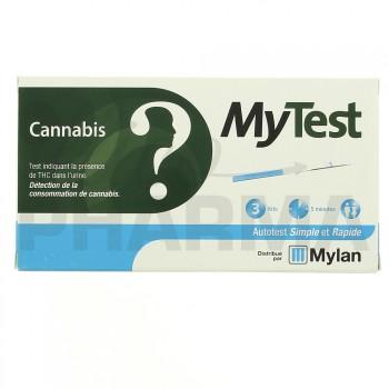MyTest Cannabis Mylan