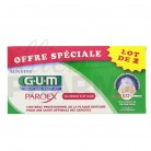 Gum Paroex dentifrice 2x75ml