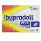 Ibupradoll 200mg capsules