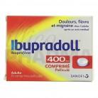Ibupradoll 400mg comprimés