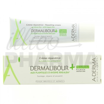 Dermalibour+ Crème réparatrice 50ml  Aderma