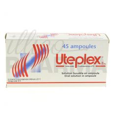 Uteplex 2mg 45amp/2ml