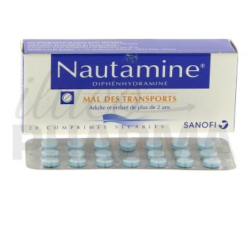 Nautamine 90mg 20cpr