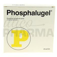 Phosphalugel 26sachets