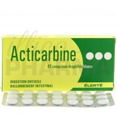 Acticarbine 42cpr