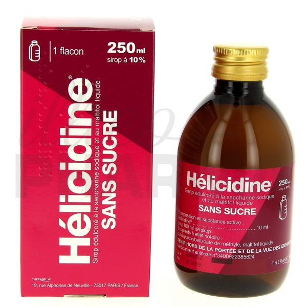 helicidine sirop