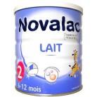 Novalac 2ème âge 800g