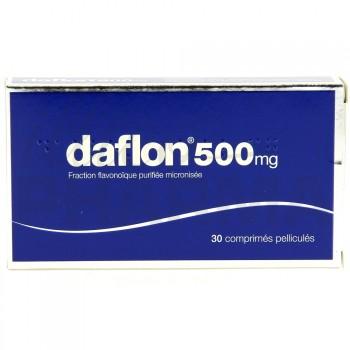 Daflon 500mg 30cpr