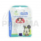 Dodie Attache sucette ruban Mickey