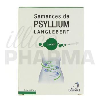 Psyllium Langlebert graine 250g