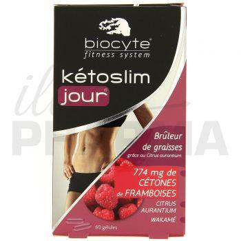 Biocyte Kétoslim Jour 60cp
