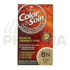 Color & Soin Blond blé 8N