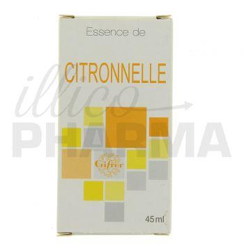 Essence de citronnelle Gifrer 45ml