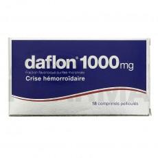 Daflon 1000mg 18cpr