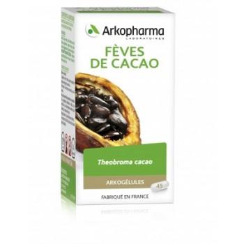 Arkogélules Fèves de cacao x45