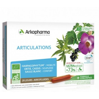 Arkofluides Articulations Bio x20