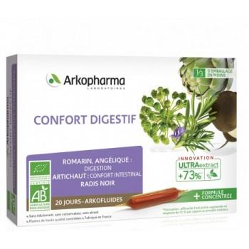 Arkofluides Confort digestif x20