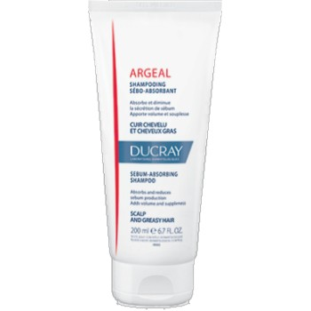 Argeal Shampooing 200ml Ducray