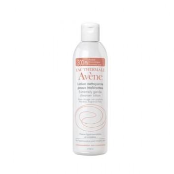 Lotion nettoyante peau intolérante 300ml Avène