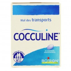 Cocculine 40cpr