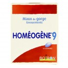 Homeogene 9 60cpr