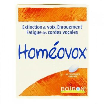 Homeovox 60cpr
