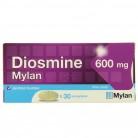 Diosmine Mylan 600mg 30cpr