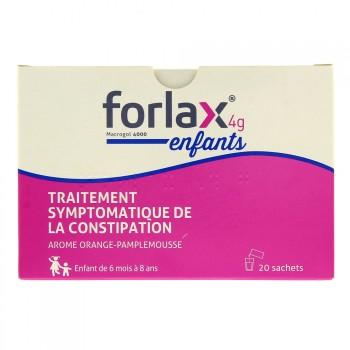 Forlax 4g x20 sachets