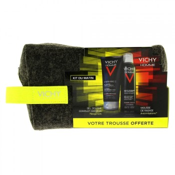 Trousse Kit du matin Vichy Homme