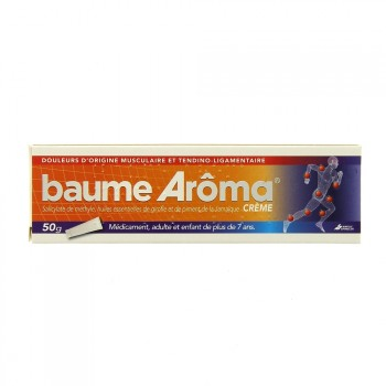 Baume Aroma 50g