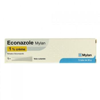 Econazole Mylan 1% Crème