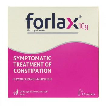Forlax 10g x20 sachets
