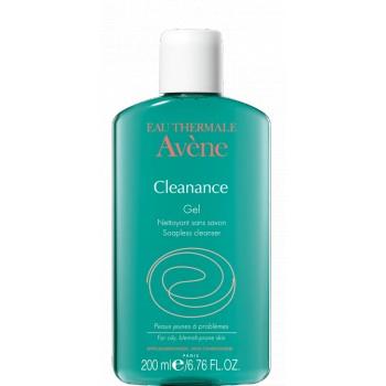 Cleanance Gel nettoyant 200ml Avène