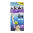Test d'ovulation Digital 2 jours Clearblue