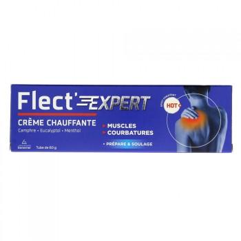 Flect'Expert Crème chauffante 60gr